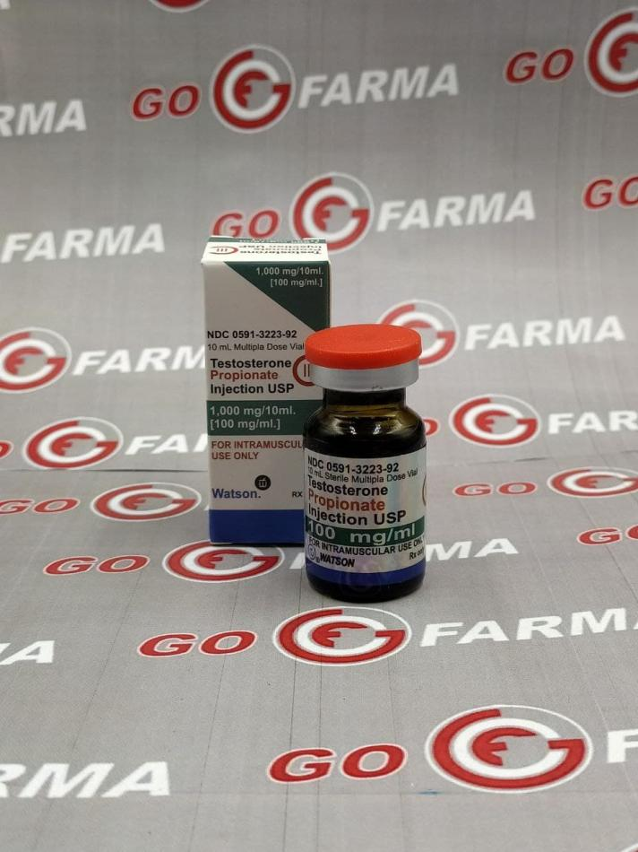 TESTOSTERONE PROPIONATE (тестостероне пропионате) 100MG/ML - ЦЕНА ЗА 10МЛ. купить в России