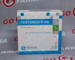 Zzerox Testorox P100mg/ml цена за 1 амп купить в России