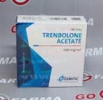 Genetic Trenbolone Acetate 100mg/ml цена за 1 амп купить в России