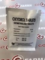 OXYDROL BASE LINE 100TAB 50MG/TAB купить в России